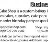 Featured Business: Lollipop Cake Shop