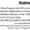 Featured Business: Mires Martial Arts