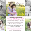 Sun. May 18 – Mommy & Me Pamper Day