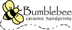Bumblebee Ceramic Handprints