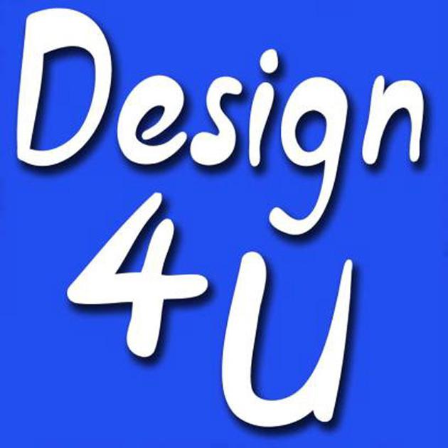 Design 4 U Logo